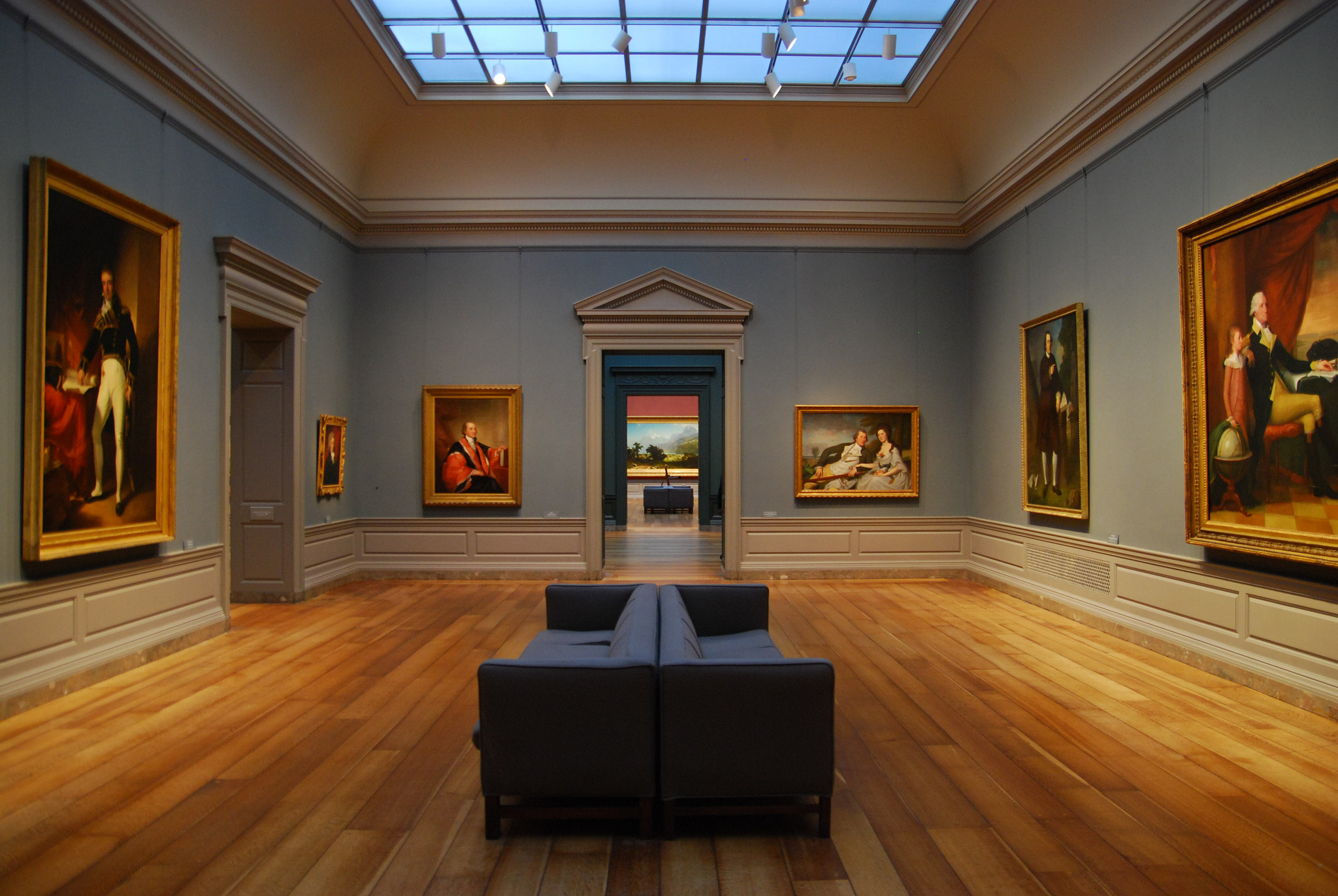 The American Gallery