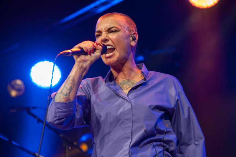 Sinéad O'Connor Refuses a Grammy Award